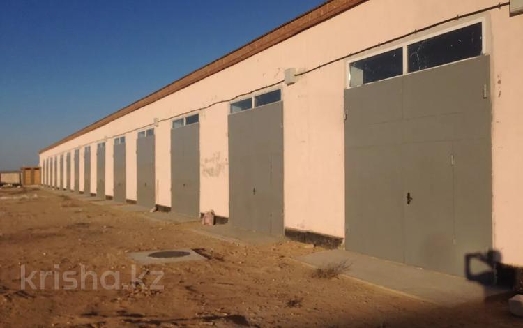 Склад бытовой 1 га, 34-й мкр, Промзона 4 уч №33 за 35 000 〒 в Актау, 34-й мкр