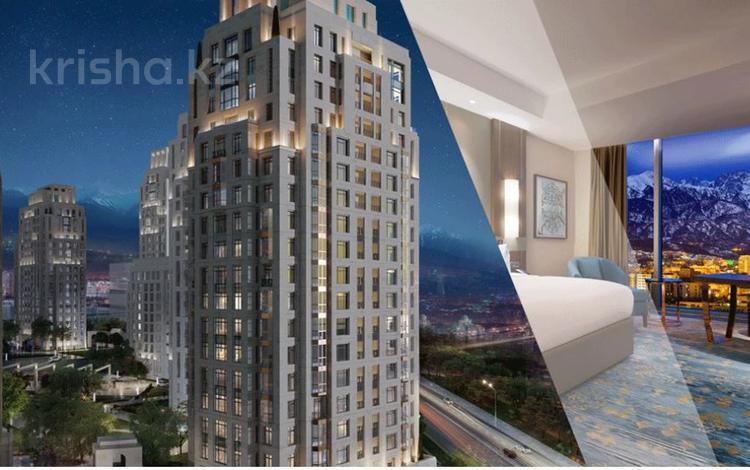 4-комнатная квартира, 133.52 м², 12/12 этаж, Сейфуллина 187 за 99 млн 〒 в Алматы, Бостандыкский р-н
