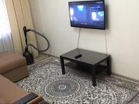 2-комнатная квартира, 45 м², 2/5 этаж посуточно, Азаттык 46 — Махамбета за 10 000 〒 в Атырау