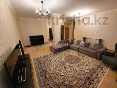 4-комнатная квартира, 134.43 м², 15/20 этаж, Байтурсынова за 39 млн 〒 в Нур-Султане (Астана), Алматы р-н