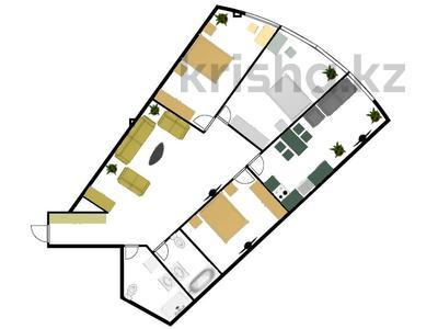 3-комнатная квартира, 141.9 м², 2/2 этаж, мкр Ерменсай, Ремизовка — проспект Аль-Фараби за 55.3 млн 〒 в Алматы, Бостандыкский р-н — фото 2