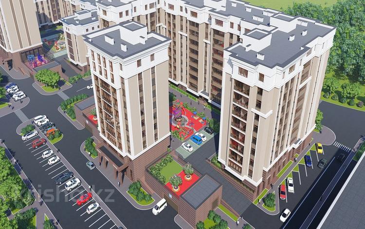 5-комнатная квартира, 95.2 м², Ч Айтматова 31 за ~ 26.7 млн 〒 в Нур-Султане (Астана)