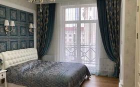 3-комнатная квартира, 125 м², 6/7 этаж, Шамши Калдаякова 4 за 77 млн 〒 в Нур-Султане (Астана), Алматы р-н