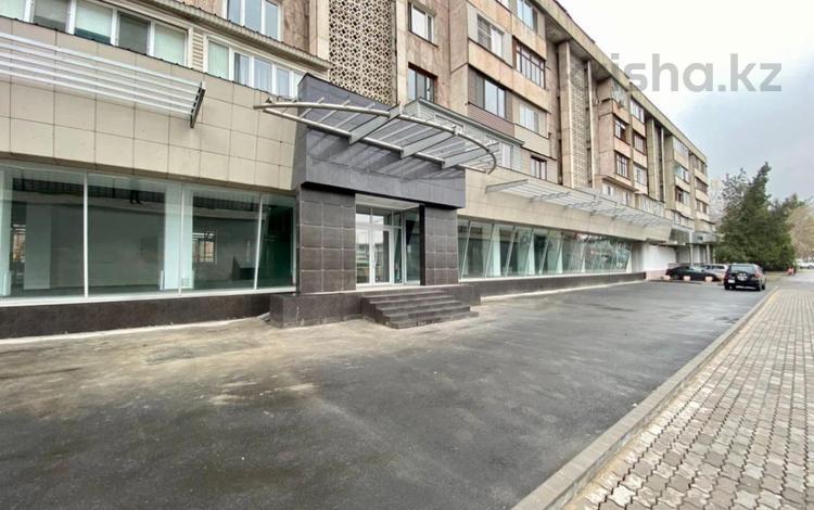 Магазин площадью 1030.5 м², Сатпаева — Байзакова за 5 млн 〒 в Алматы, Бостандыкский р-н