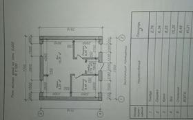 3-комнатный дом, 50 м², 8 сот., ул. Жамбыла 31Б за 4.4 млн 〒 в Бекболате