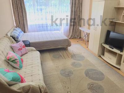 1-комнатная квартира, 33 м², 4/4 этаж посуточно, Назарбаева 77 — Жибек Жолы за 10 000 〒 в Алматы