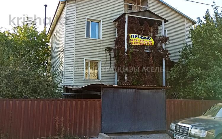 9-комнатный дом, 327 м², 11 сот., мкр Айгерим-2, Кожаханова 8 — Алмерека за 41 млн 〒 в Алматы, Алатауский р-н