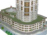 4-комнатная квартира, 202 м², 12/17 этаж, 14-й мкр 73 за 80.8 млн 〒 в Актау, 14-й мкр