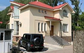 5-комнатный дом, 264.1 м², 8 сот., мкр Горный Гигант Жамакаева за 140 млн 〒 в Алматы, Медеуский р-н