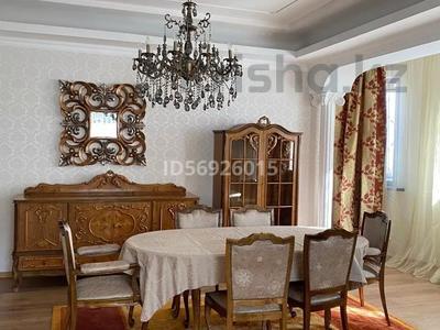9-комнатный дом помесячно, 600 м², 40 сот., мкр Ремизовка за 900 000 〒 в Алматы, Бостандыкский р-н — фото 15