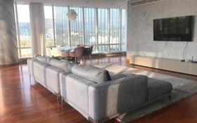 5-комнатная квартира, 240 м², 13/21 этаж помесячно, Аль-Фараби 77/3 за 2 млн 〒 в Алматы, Бостандыкский р-н