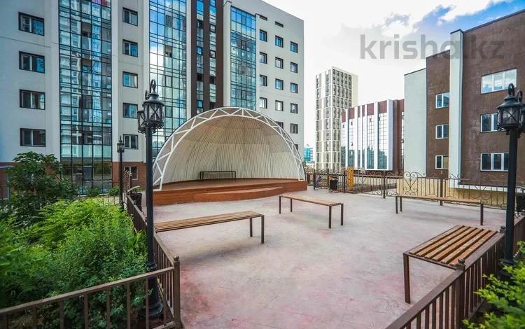 1-комнатная квартира, 46.4 м², 4/18 этаж, Кабанбай батыра 29 за 20.2 млн 〒 в Нур-Султане (Астана), Есиль р-н
