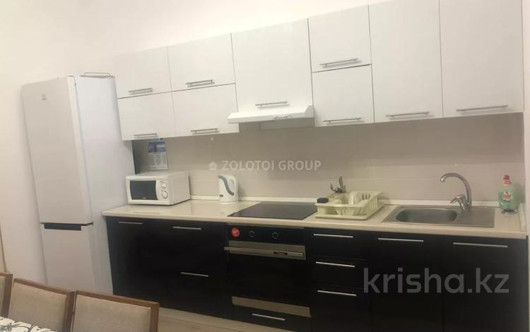 1-комнатная квартира, 48 м² помесячно, Кабанбай Батыра 58Б за 110 000 〒 в Нур-Султане (Астана)
