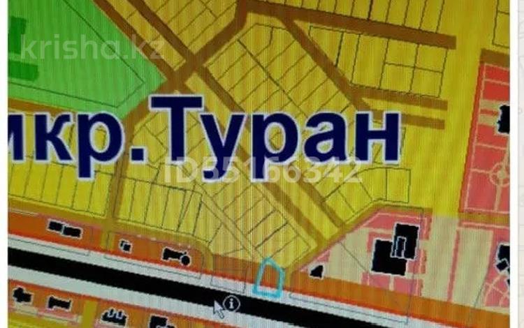Участок 10 соток, Туран за 15.5 млн 〒 в Шымкенте, Каратауский р-н