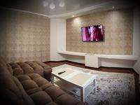 2-комнатная квартира, 70 м², 2/5 этаж посуточно, Абая 160 — проспект Гоголя за 15 000 〒 в Костанае