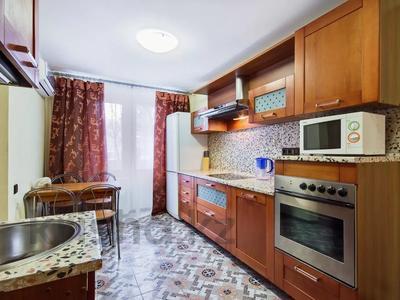 1-комнатная квартира, 42 м², 6/9 этаж посуточно, Кабанбай батыра 48 за 10 000 〒 в Нур-Султане (Астана), Есиль р-н — фото 4