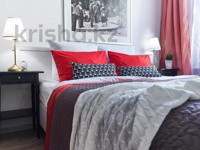 1-комнатная квартира, 42 м², 6/9 этаж посуточно, Кабанбай батыра 48 за 10 000 〒 в Нур-Султане (Астана), Есиль р-н