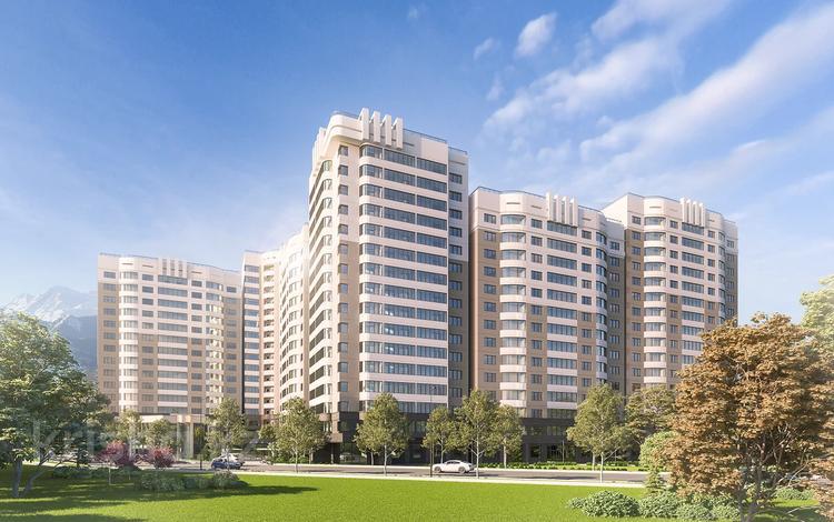 3-комнатная квартира, 90.8 м², Навои 9/1 за ~ 36.2 млн 〒 в Алматы, Ауэзовский р-н