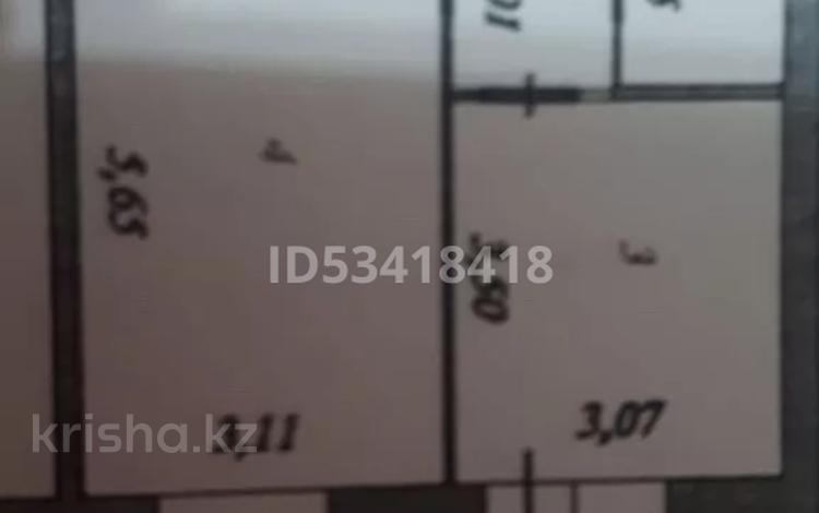 1-комнатная квартира, 35 м², 5/10 этаж, Қосшығүл-ұлы 11 — Алматинская за 13.5 млн 〒 в Нур-Султане (Астана), Сарыарка р-н
