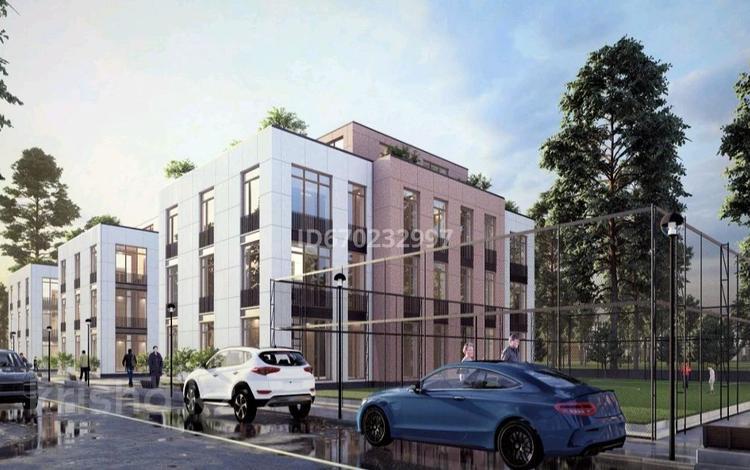 3-комнатная квартира, 111.3 м², 2/4 этаж, мкр Баганашыл, Жангирхана 33/1 за ~ 52.9 млн 〒 в Алматы, Бостандыкский р-н