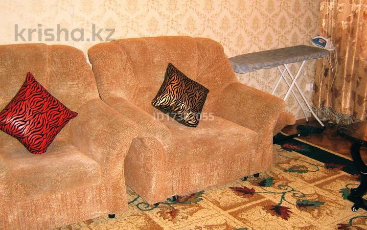 1-комнатная квартира, 33 м², 3/5 этаж посуточно, Ак. Бектурова 25 — Крупской за 5 500 〒 в Павлодаре