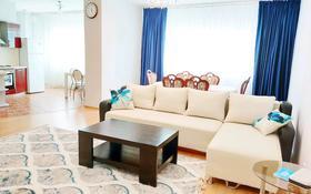 3-комнатная квартира, 137 м², 9/36 этаж посуточно, Достык 5 за 15 000 〒 в Нур-Султане (Астана), Есиль р-н