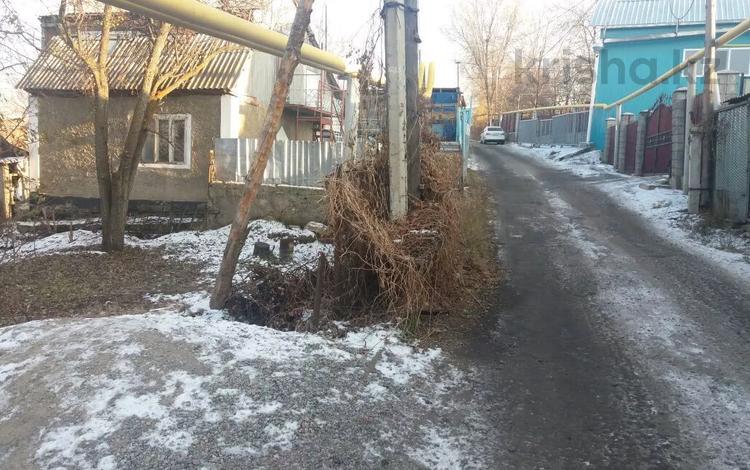 Участок 7 соток, Центральная 2 за 7.5 млн 〒 в Алматы, Медеуский р-н