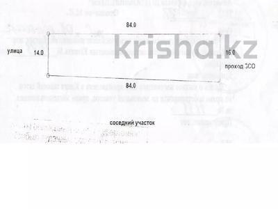 Участок 0.126 га, Беригулова 55А за 823 000 〒 в Жамбыле — фото 17