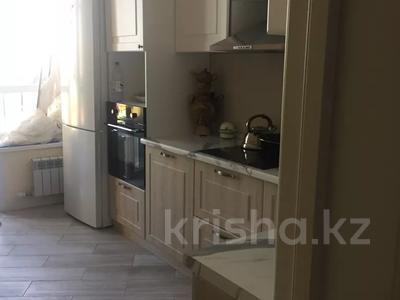 2-комнатная квартира, 60 м², 3/10 этаж помесячно, Бокейхана 11 за 150 000 〒 в Нур-Султане (Астана), Есильский р-н — фото 2