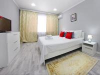 2-комнатная квартира, 44 м², 2/5 этаж посуточно, Сейфуллина 497 — Макатаева за 16 990 〒 в Алматы, Алмалинский р-н