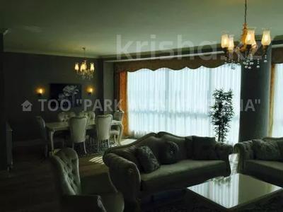 4-комнатная квартира, 195 м², 23/30 этаж помесячно, проспект Туран 36 за 750 000 〒 в Нур-Султане (Астана), Есиль р-н