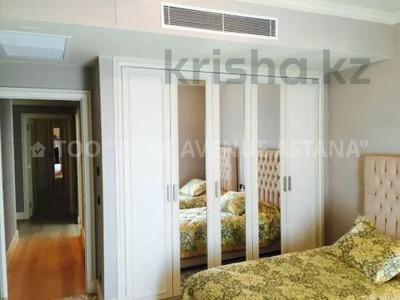 4-комнатная квартира, 195 м², 23/30 этаж помесячно, проспект Туран 36 за 750 000 〒 в Нур-Султане (Астана), Есиль р-н — фото 10