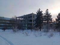 Здание, площадью 2138 м²