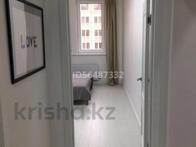 2-комнатная квартира, 50 м², 7/9 этаж помесячно, Панфилова 17 за 220 000 〒 в Нур-Султане (Астана) — фото 17