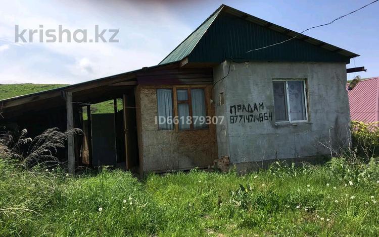2-комнатный дом, 36 м², 6 сот., мкр Думан-2 за 3.5 млн 〒 в Алматы, Медеуский р-н