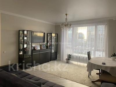 3-комнатная квартира, 87 м², 10/11 этаж, Бокейхана за 39.3 млн 〒 в Нур-Султане (Астана), Есиль р-н — фото 3