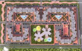 1-комнатная квартира, 53.1 м², Микрорайон 18а за ~ 9.6 млн 〒 в Актау