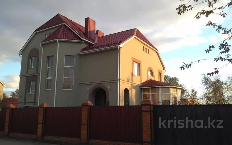6-комнатный дом, 394 м², 15 сот., Зелёная 1а за 83 млн 〒 в Костанае