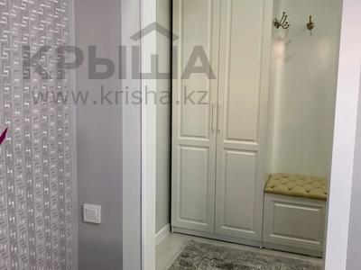 1-комнатная квартира, 55 м², 1/5 этаж посуточно, Мкр Каратал 59 в за 15 000 〒 в Талдыкоргане — фото 5
