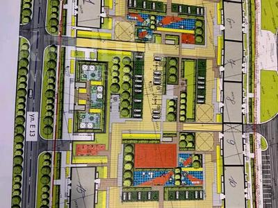 1-комнатная квартира, 36.04 м², 6/10 этаж, Мухамедханова 12 — проспект Туран за 12.7 млн 〒 в Нур-Султане (Астана), Есиль р-н — фото 2