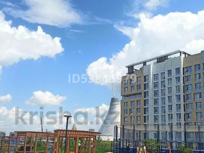 1-комнатная квартира, 45 м², 8/12 этаж, Туран за 18.4 млн 〒 в Нур-Султане (Астана), Есиль р-н — фото 7