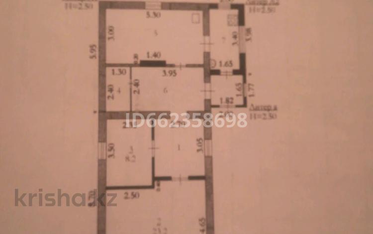 3-комнатный дом, 73.4 м², 7.96 сот., Шанхай мира за 15 млн 〒 в Актобе