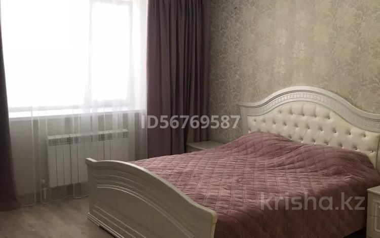 1-комнатная квартира, 45 м², 5/9 этаж посуточно, Образ Татеулы 5 а за 10 000 〒 в Актобе, мкр 5