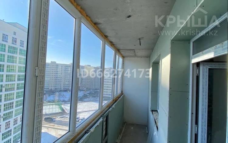 1-комнатная квартира, 48 м², 9/16 этаж, Иляса Омарова — Чингиза Айтматова за 16.5 млн 〒 в Нур-Султане (Астане), Алматы р-н