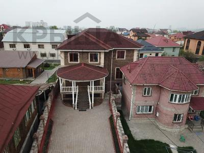 6-комнатный дом, 350 м², 7.5 сот., мкр Алатау за 110 млн 〒 в Алматы, Бостандыкский р-н
