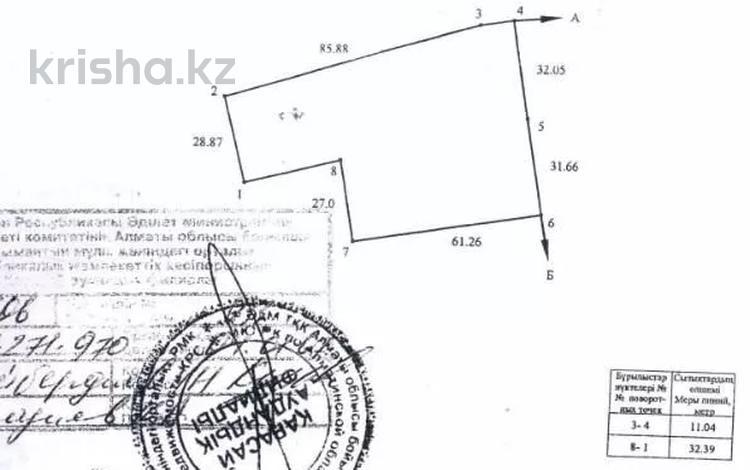 Участок 48 соток, Алматинская обл. за 82.5 млн 〒
