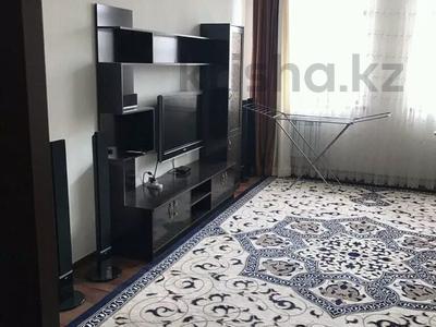 2-комнатная квартира, 80 м², 2/4 этаж помесячно, Еримбетова 14 за 130 000 〒 в Шымкенте, Каратауский р-н