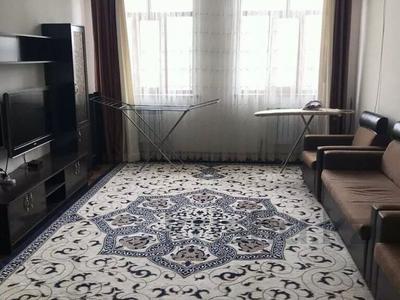 2-комнатная квартира, 80 м², 2/4 этаж помесячно, Еримбетова 14 за 130 000 〒 в Шымкенте, Каратауский р-н — фото 2