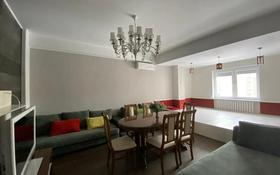 4-комнатная квартира, 140 м², 7/10 этаж помесячно, Тимирязева 5 за 500 000 〒 в Алматы, Бостандыкский р-н