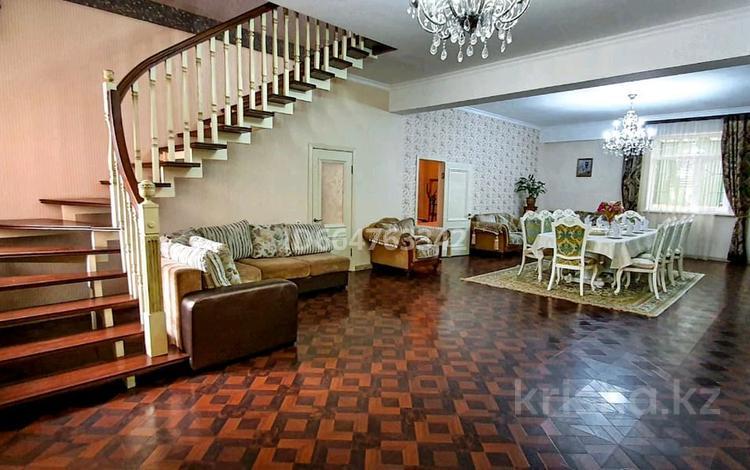 5-комнатный дом посуточно, 450 м², Сагадата Нурмагамбетова за 120 000 〒 в Алматы, Медеуский р-н